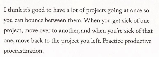 side projects 2